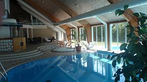 Hotel Lindner Bad, innen